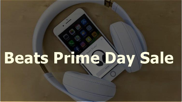 Best Beats Headpshones & Speakers Prime Day Sale & Deals