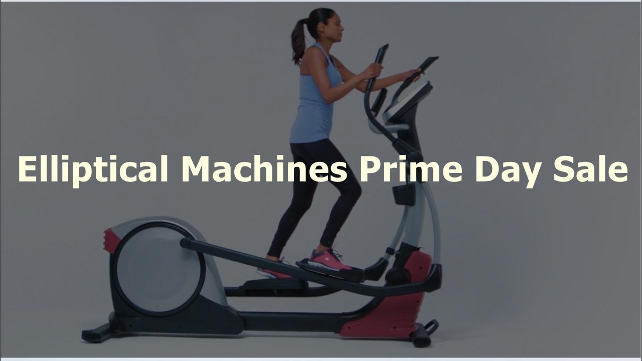 Best Elliptical Machines Prime Day Sale & Deals 2021