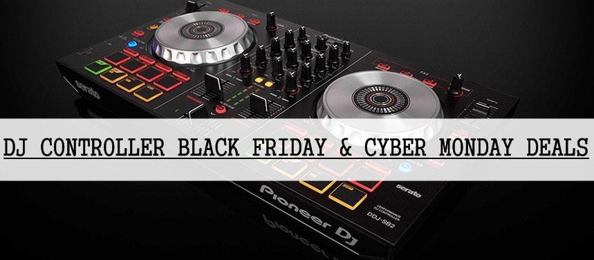 DJ Controller Black Friday Deals