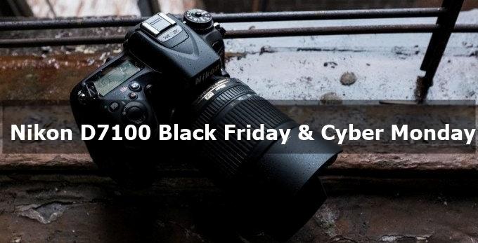 Best Nikon D7100 Black Friday & Cyber Monday Deals 2021