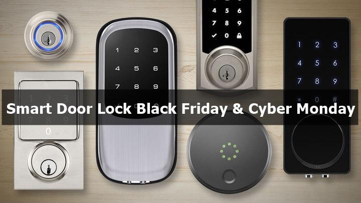 Best Smart Door Lock Black Friday & Cyber Monday Deals 2021