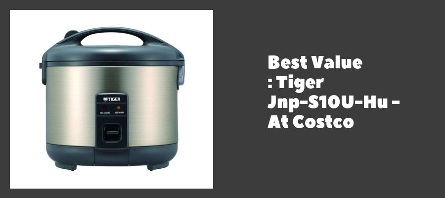 Best Value : Tiger Jnp-S10U-Hu - At Costco