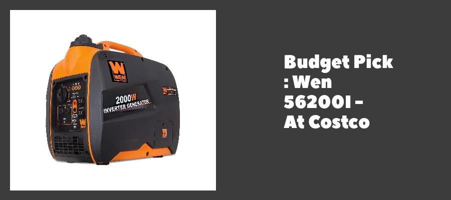 Budget Pick : Wen 56200I - At Costco