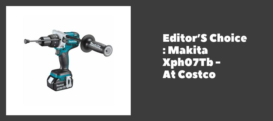 Editor'S Choice : Makita Xph07Tb - At Costco