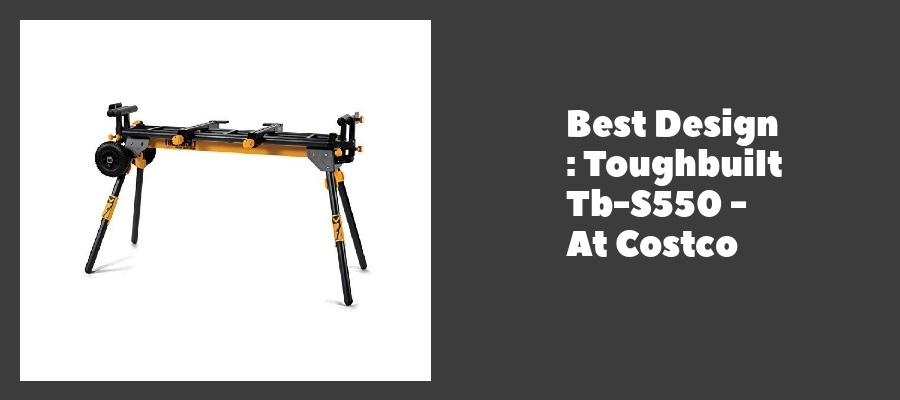 Best Design : Toughbuilt Tb-S550 - At Costco